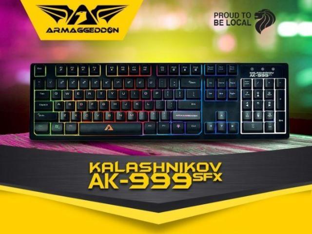 Image result for ARMAGGEDDON AK-999 SFX Gaming Keyboard
